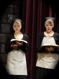 """Nuns from """"Sound of Music"""""""